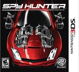 Spy Hunter (Nintendo 3DS)