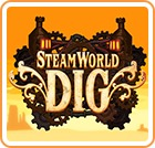 SteamWorld Dig: A Fistful of Dirt (Nintendo 3DS)