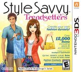 Style Savvy: Trendsetters (Nintendo 3DS)