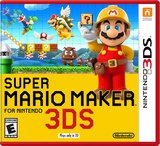 Super Mario Maker (Nintendo 3DS)
