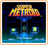 Super Metroid (Nintendo 3DS)