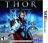 Thor: God of Thunder (Nintendo 3DS)