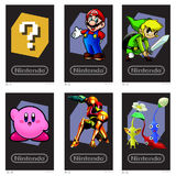 Trading Cards -- AR 6 pack (Nintendo 3DS)