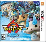 Yo-Kai Watch Blasters: White Dog Squad (Nintendo 3DS)