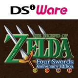 Zelda: Four Swords Anniversary Edition (Nintendo 3DS)