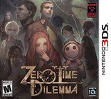 Zero Time Dilemma (Nintendo 3DS)