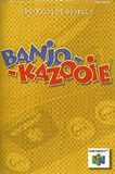 Banjo-Kazooie -- Manual Only (Nintendo 64)