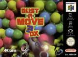 Bust-A-Move 3 DX (Nintendo 64)