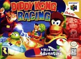 Diddy Kong: Racing (Nintendo 64)