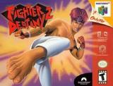 Fighter Destiny 2 (Nintendo 64)
