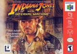 Indiana Jones and the Infernal Machine (Nintendo 64)