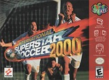 International Superstar Soccer 2000 (Nintendo 64)