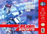 Jeremy McGrath Supercross 2000 (Nintendo 64)