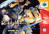 Killer Instinct Gold (Nintendo 64)