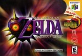 Legend of Zelda: Majora's Mask, The -- Collector's Edition (Nintendo 64)
