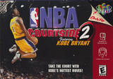 NBA Courtside 2: Featuring Kobe Bryant (Nintendo 64)