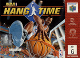 NBA Hang Time (Nintendo 64)