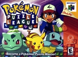 Pokemon Puzzle League (Nintendo 64)