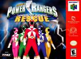 Power Rangers: Lightspeed Rescue (Nintendo 64)
