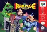 Rampage World Tour (Nintendo 64)