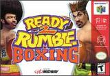 Ready 2 Rumble Boxing (Nintendo 64)