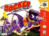 Rocket: Robot On Wheels (Nintendo 64)