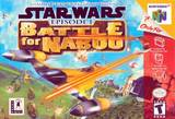 Star Wars Episode I: Battle for Naboo (Nintendo 64)