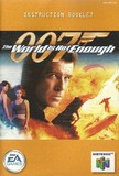 World Is Not Enough, The -- Manual Only (Nintendo 64)