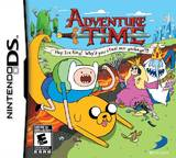 Adventure Time: Hey Ice King! Why'd You Steal Our Garbage?! (Nintendo DS)