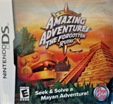 Amazing Adventures: The Forgotten Ruins (Nintendo DS)