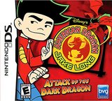 American Dragon: Jake Long: Attack of the Dark Dragon (Nintendo DS)