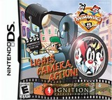 Animaniacs: Lights, Camera, Action! (Nintendo DS)