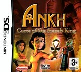 Ankh: Curse of the Scarab King (Nintendo DS)