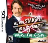 Are You Smarter Than a 5th Grader?: Make The Grade! (Nintendo DS)