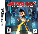 Astro Boy: The Video Game (Nintendo DS)