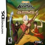 Avatar: The Last Airbender: The Burning Earth (Nintendo DS)