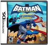 Batman: The Brave and the Bold - The Videogame (Nintendo DS)