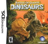 Battle of Giants: Dinosaurs (Nintendo DS)