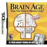 Brain Age: Train Your Brain in Minutes a Day! (Nintendo DS)