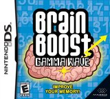 Brain Boost: Gamma Wave (Nintendo DS)