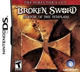 Broken Sword: The Shadow of the Templars -- The Director's Cut (Nintendo DS)