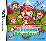 Camping Mama: Outdoor Adventures (Nintendo DS)