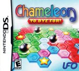 Chameleon: To Dye For! (Nintendo DS)