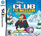 Club Penguin: Elite Penguin Force (Nintendo DS)
