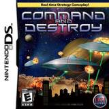 Command and Destroy (Nintendo DS)