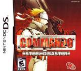 Commando: Steel Disaster (Nintendo DS)