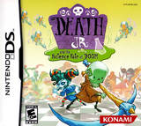 Death, Jr. and the Science Fair of Doom (Nintendo DS)