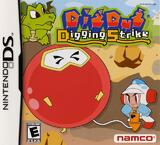 Dig Dug: Digging Strike (Nintendo DS)