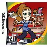 Diner Dash: Sizzle & Serve (Nintendo DS)