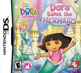 Dora the Explorer: Dora Saves the Mermaids (Nintendo DS)